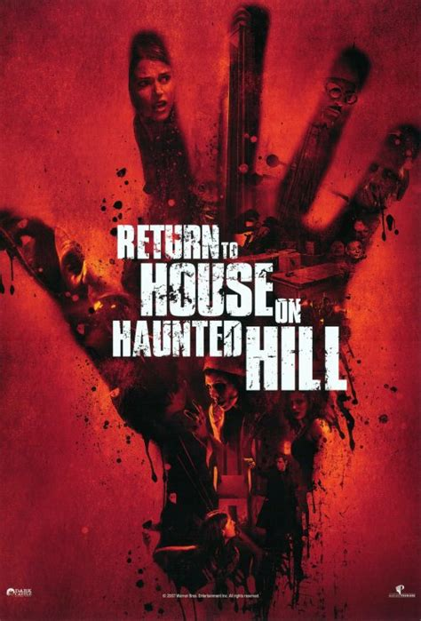 The House On Haunted Hill by Howeswho Return To House On Haunted Hill