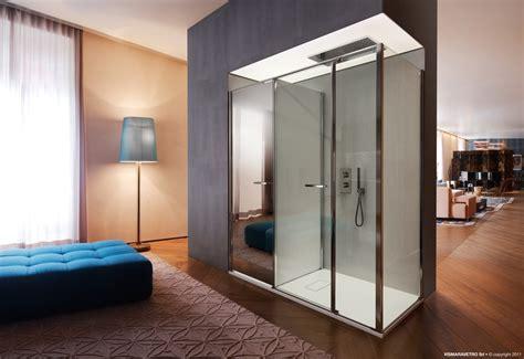 colombo pavimenti verano box doccia a nicchia su misura in vetro temperato w31