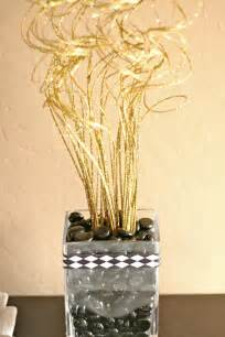 Gold Centerpieces New Year S Eve Party Ideas A To Zebra Celebrations