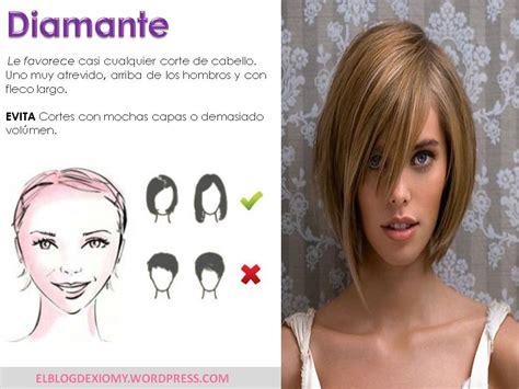 cortes para cabello segun el rostro de mujer pelo corto seg 250 n tu tipo de rostro elblogdexiomy
