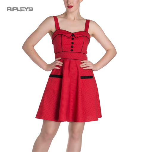 49100 Bunny Mini Dress Hodie hell bunny mini dress pin up vanity polka dot all sizes