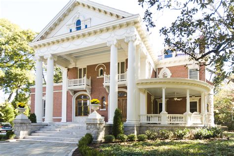 founder house home of coca cola founder gets a facelift remodeling