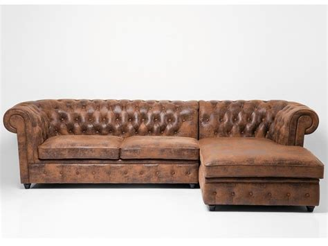 chesterfield corner sofa bed best 25 leather corner sofa ideas on pinterest