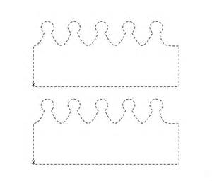 crown template 14 paper crown templates free sle exle format