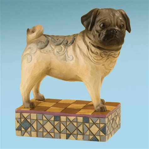 pug statue sarge pug figurine jim shore store jim shore products pug and jim o