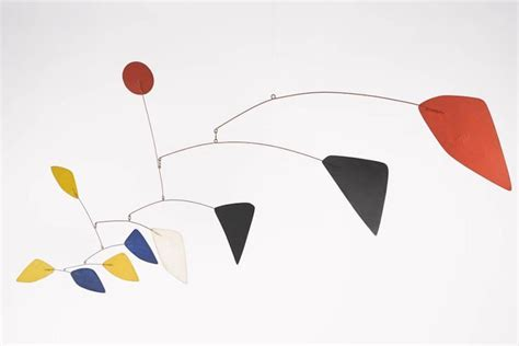 calder mobile iconic 1960 calder mobile from collection on offer