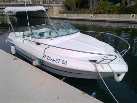 used boats javea lema sabinal 195 amarre javea remolque in puerto de j 225 vea