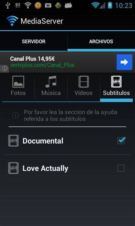 media server android apps on play - Media Server For Android