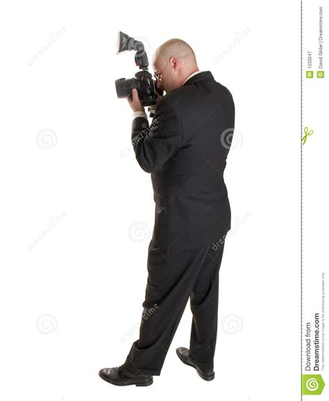 Photographer Photographer by Wedding Photographer Stock Image Image Of Person