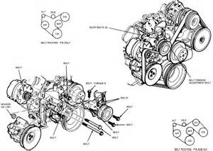 jeep tj engine pulley diagram jeep free engine image for user manual