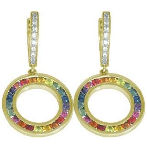 Black Sapphire 12 5ct 12 best images about gold earrings on gold