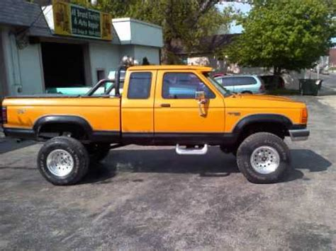 custom ford ranger youtube