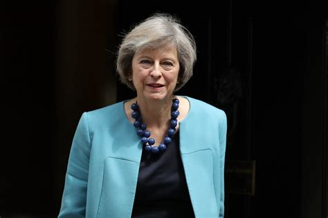 The Prime Minister theresa may s policies career and family safe pair of