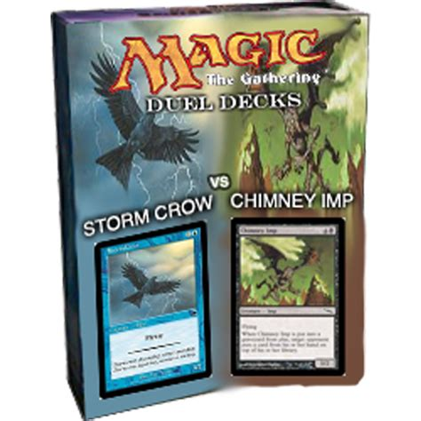 Storm Crow Meme - duel decks storm crow vs chimney imp announced