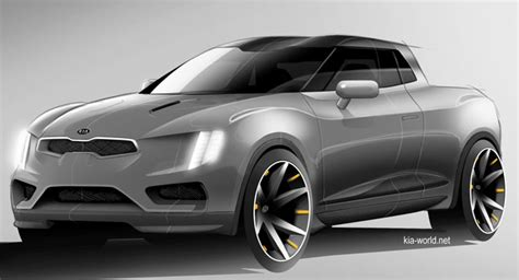 Kia Truck Future Kia Truckster Concept Is Insert Your Own Word Here