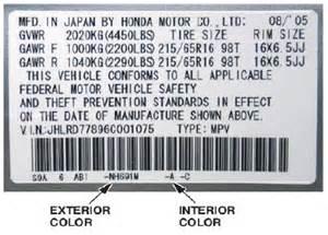 honda color codes 2012 honda accord paint codes and colors 2012 wiring