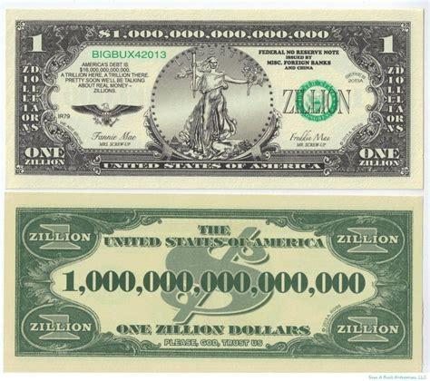 buy a house for 1000 dollars 100 zillion dollar novelty money bills funny gag joke looks real ebay