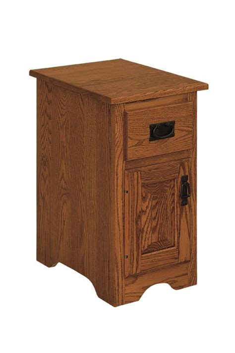 Amish Country Mission Nightstand From - amish mission small nightstand