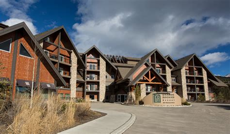 Canmore Accommodations Cabins by Photos Canmore Hotels Grande Rockies Resort