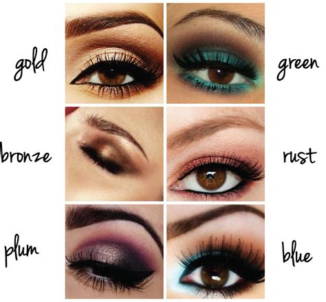colors that bring out brown nars smudge proof eyeshadow base review diy makeup ideas