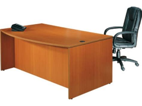 Front Office Desks Executive Bow Front Office Desk Otg 7141p Office Desks