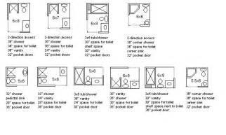 Bathroom Design Layouts Marvelous 5x7 Bathroom Layout 2 Tiny Bathroom Layouts Bloggerluv
