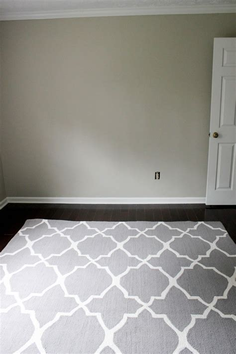 gray nursery rugs nursery update new rug erin spain
