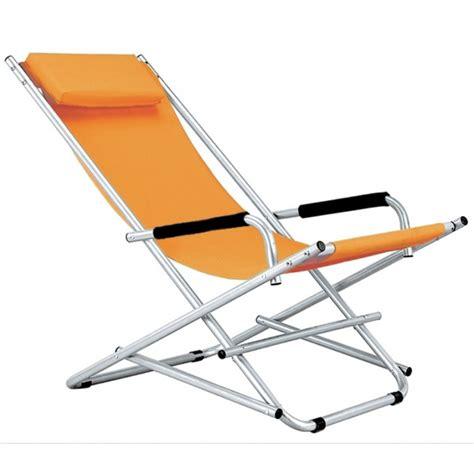 sedie sdraio sedia sedie sdraio in acciaio 2pz colore arancio o avion