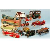 ANTIQUE TIN TOY CARS &171 Antique Auto Club