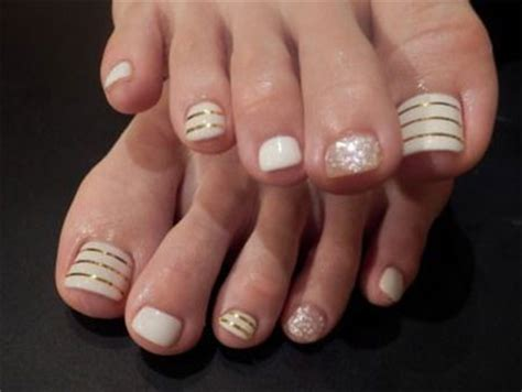 20 easy simple toe nail designs ideas trends