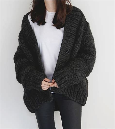 thick knit cardigan cardigans sweaters and chunky cardigan on