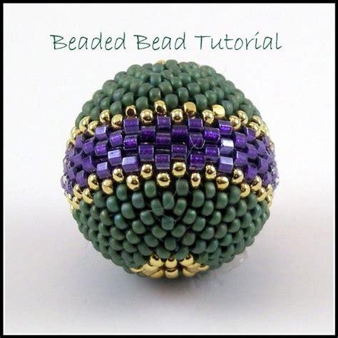 peyote stitch beading tutorial beaded bead peyote stitch instant