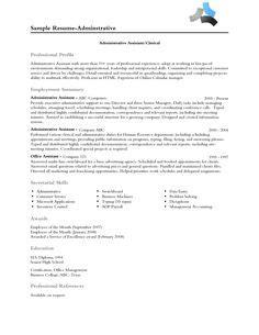 professional designations on resume certifications on a resume certification on resume exle