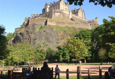 Top 5 Most Visited Attractions in Edinburgh   United Kingdom
