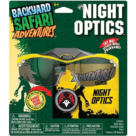 backyard safari patches night optics outdoor gear by backyard safari