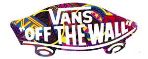 Vans Off The Wall Stickers vans multi off the wall sticker unsteady