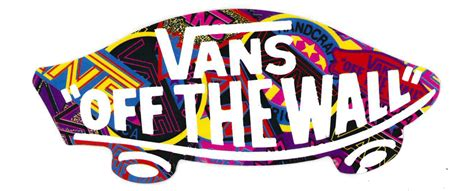 Vans Off The Wall Sticker vans multi off the wall sticker unsteady