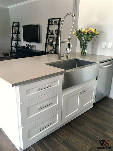 Update Kitchen Cabinets kitchen countertops stellar gray quartz
