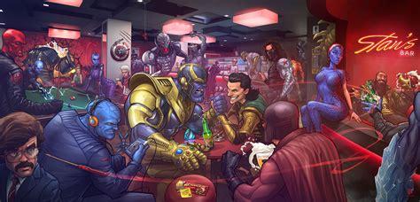imagenes universo marvel viral 237 zalo actores villanos del universo marvel