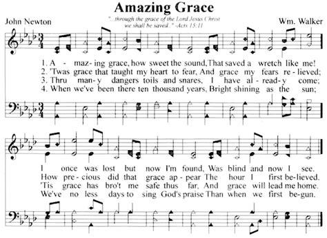 skye boat song noten kostenlos john newton the story of discovering amazing grace