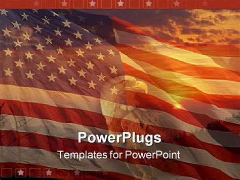 eagle theme powerpoint template