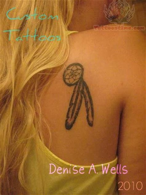 dreamcatcher tattoo little 37 graceful dream catcher shoulder tattoos