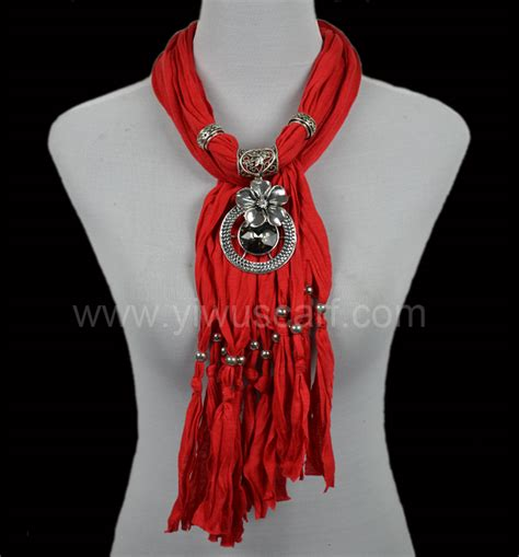 jewelry scarf jewellery with pendant china scarf