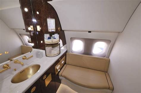 private plane bathroom the a320 head of state is the most pimped out jet you ll ever see metro news