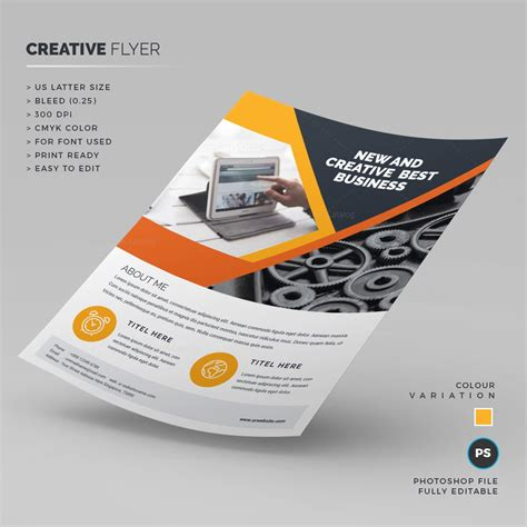 flyer design new new corporate flyer template 000221 template catalog