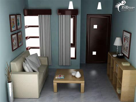 dekorasi ruang tamu minimalis type desain rumah minimalis terbaru