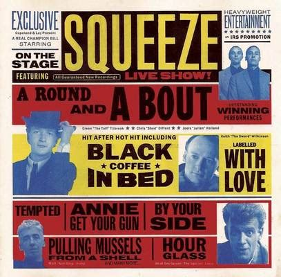black coffee in bed lyrics squeeze album quot a round and a bout quot music world