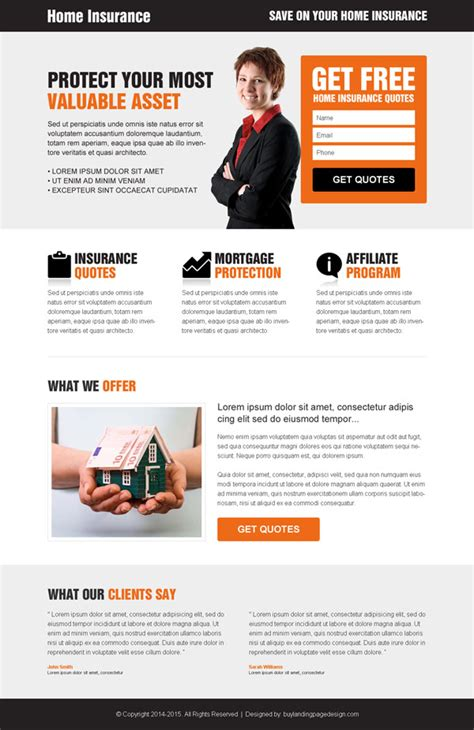Website Templates Website Template Website Template Psd Landing Page Design Templates