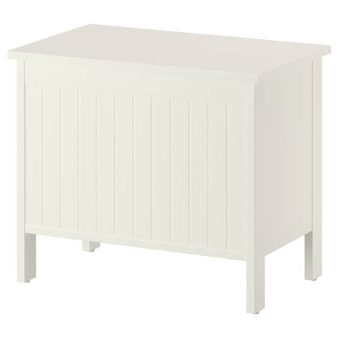 ikea benches with storage silver 197 n storage bench white ikea