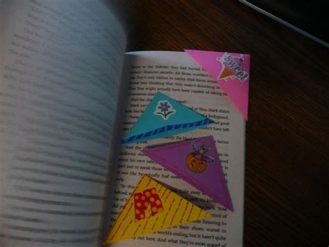 Back To School Origami - diy back to school diy make an easy origami bookmark
